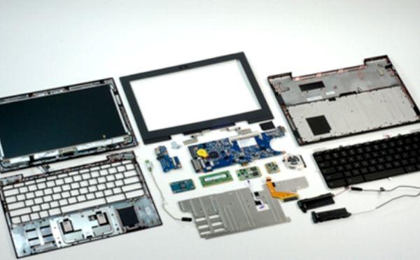 Dell Laptop Parts Change